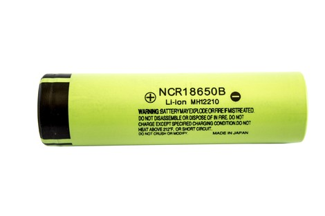 Аккумулятор Panasonic NCR18650B 3400mAh Li-ion Battery
