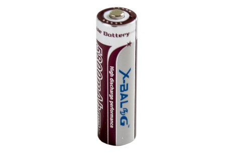 Аккумулятор X-Balog 14500 5800mAh Li-ion Battery
