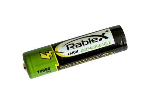 Аккумулятор Rablex 18650 2800mAh Li-ion Battery 3.7V