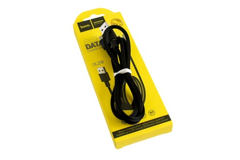 Кабель Hoco Superior Style Charging Data Cable Type-C 1M (X29)
