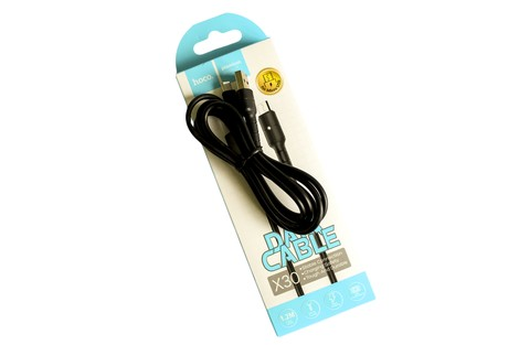 Кабель Hoco Star Charging Data Cable Micro-USB 1,2M (X30)